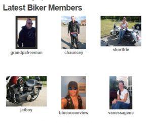 biker force members