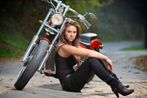 Why Tons of Guys Want to Date Bikers