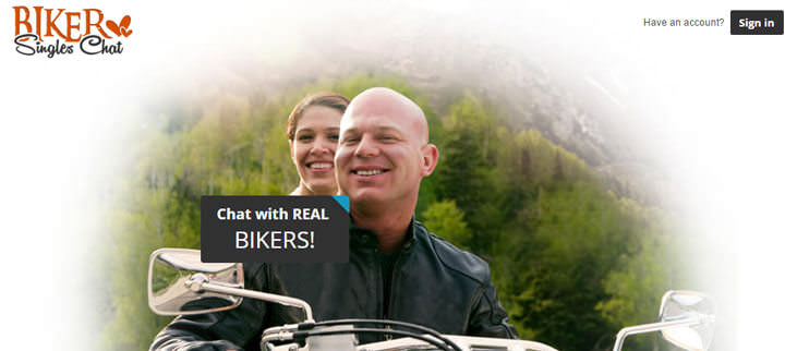 biker singles chat home page