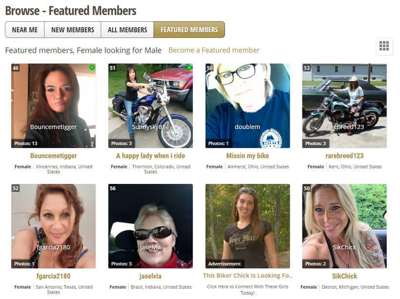 Biker Next Members