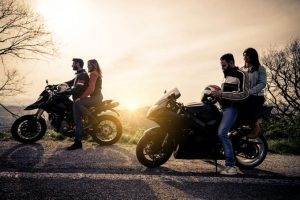 bikers on the road2