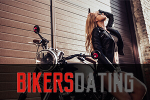 bikers.dating girl